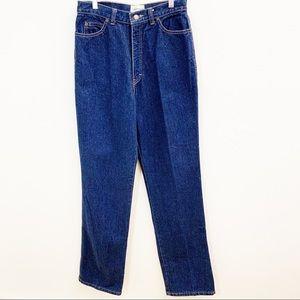 Calvin Klein 12 Vintage High Waist Mom Jeans k44